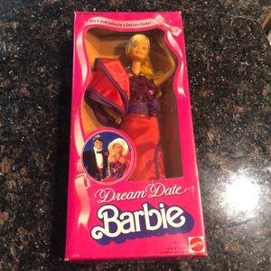 COPY - 1982 Dream Date Barbie